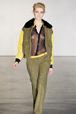 Yellow-Green-Suit-For-Fashion-Shows